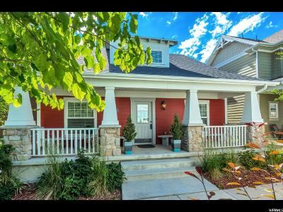 South Jordan Single Family Home For Sale: 11078 S Topview Rd