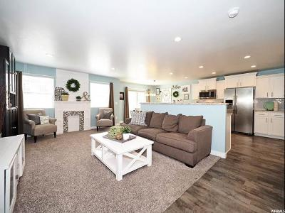 Herriman Townhouse For Sale: 5203 W Courtly Ln S