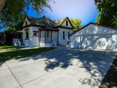 Salt Lake City Single Family Home For Sale: 2617 S 300 E