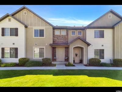 Spanish Fork Townhouse For Sale: 1717 E Dragonfly Ln