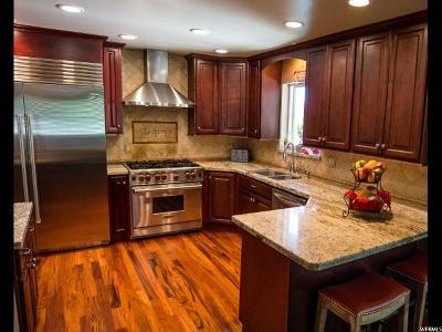 Salt Lake City Single Family Home For Sale: 3846 S 2035 E
