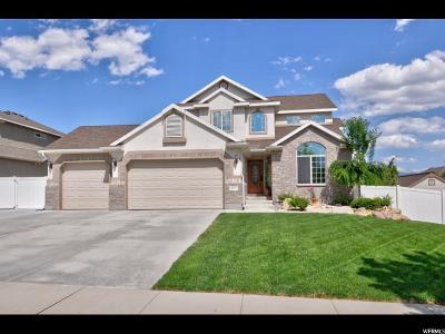 West Jordan Single Family Home For Sale: 8157 S Bear Lake Ct