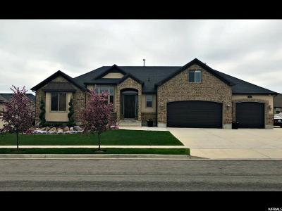 Herriman Single Family Home For Sale: 6229 W Freedom Hill Way S