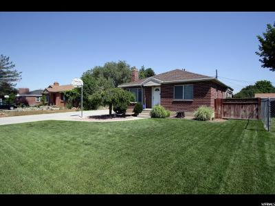 Midvale Single Family Home For Sale: 187 E 6790 S