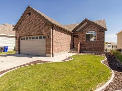 West Jordan Single Family Home For Sale: 6557 W Sierra Oaks Dr S