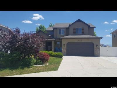 Herriman Single Family Home For Sale: 12373 S Black Powder Dr