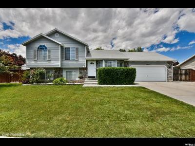 West Jordan Single Family Home For Sale: 8018 S 3530 W