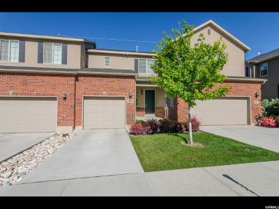 Lehi Townhouse For Sale: 3399 N 150 W