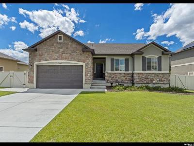 West Jordan Single Family Home For Sale: 7704 S 4730 W