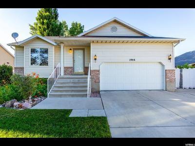Salt Lake City Single Family Home For Sale: 1946 W Quarter Horse Ave N