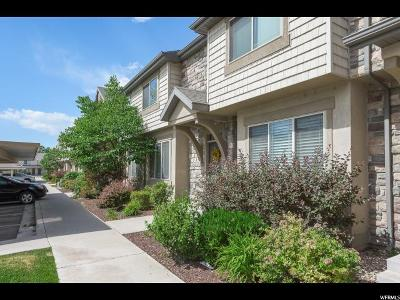 Orem Townhouse For Sale: 692 S 1525 W