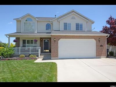 South Jordan Single Family Home For Sale: 4436 W Sunny Meadow Dr