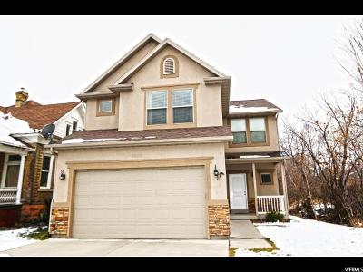 Salt Lake City Single Family Home For Sale: 3038 S 300 E