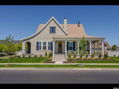 South Jordan Single Family Home For Sale: 10983 S Oquirrh Lake Rd W