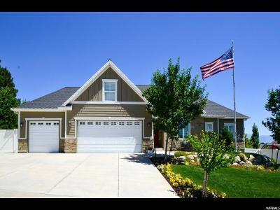 Lehi Single Family Home For Sale: 3474 N Wade Ln W