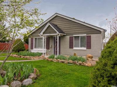 Holladay Single Family Home For Sale: 937 E Garden Dr