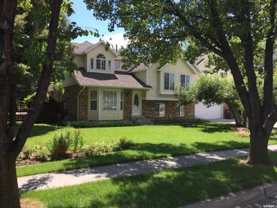 Alpine Single Family Home For Sale: 155 W Park Way S