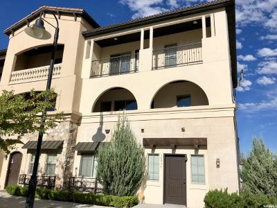 Highland Townhouse For Sale: 10955 N Town Center Blvd