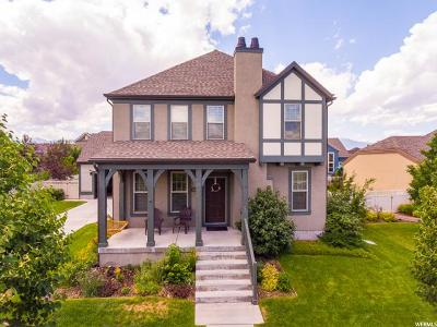 South Jordan Single Family Home For Sale: 10642 S Vermillion Dr #4100