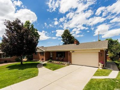 Salt Lake City Single Family Home For Sale: 3048 S Marie Cir