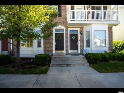 Springville Townhouse For Sale: 740 N 200 E
