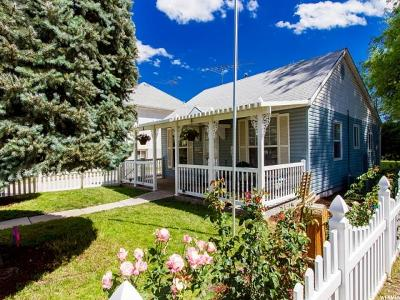 Salt Lake City Single Family Home For Sale: 268 E Southgate Ave.