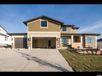 Herriman Single Family Home For Sale: 7472 W Sage Grass Ln #23