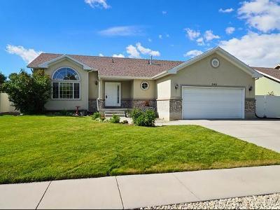 Sandy Single Family Home For Sale: 342 E La Vera Ln S