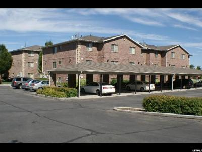 Orem Condo For Sale: 283 E 760 N