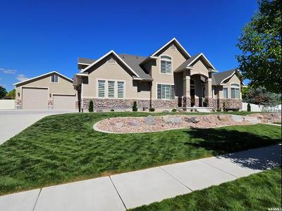 South Jordan Single Family Home For Sale: 11226 S River Front Pkwy W