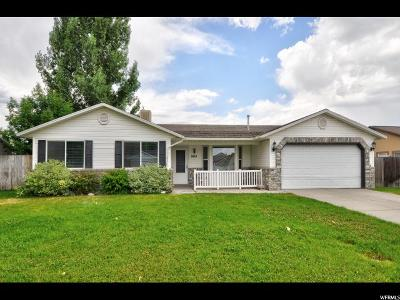 Provo Single Family Home For Sale: 3045 W 1060 N