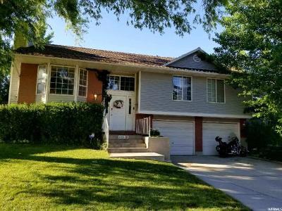 West Jordan Single Family Home For Sale: 4094 W Cheltonham Way