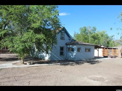 Single Family Home For Sale: 420 N 100 E