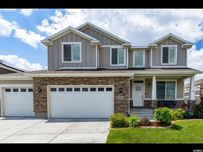 South Jordan Single Family Home For Sale: 3827 W Coastal Dune S