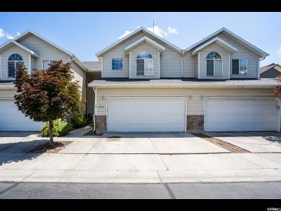 Provo Townhouse For Sale: 1551 W Westlane Ct S