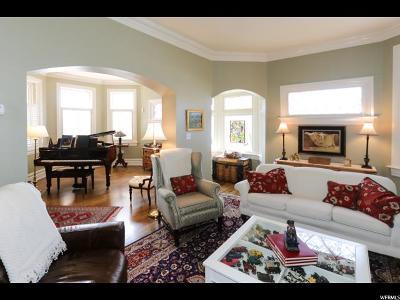 Salt Lake City Single Family Home For Sale: 1103 E Second Ave
