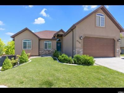 Eagle Mountain Single Family Home For Sale: 2778 E Saddle Rock Rd