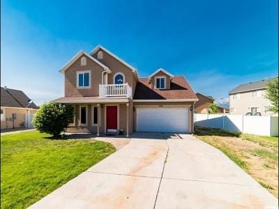 Lehi Single Family Home For Sale: 1761 S 970 W