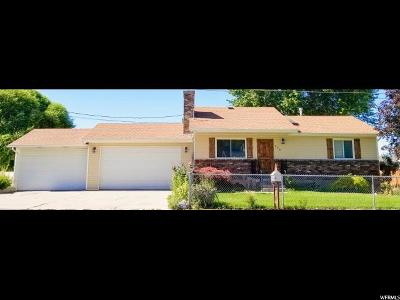 American Fork Single Family Home For Sale: 298 E 500 S