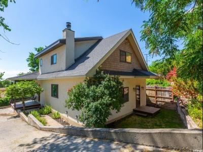 Salt Lake City Single Family Home For Sale: 677 W Capitol St