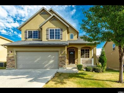 Pleasant Grove Single Family Home For Sale: 452 E Applegrove Ln E