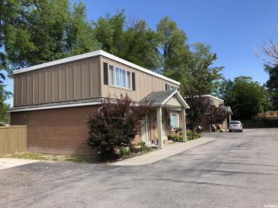 Salt Lake City Multi Family Home For Sale: 4411 S Garden Dr E
