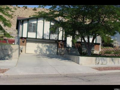 Price UT Single Family Home For Sale: $169,500