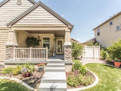 South Jordan Single Family Home For Sale: 4488 W Harvest Side Ln S