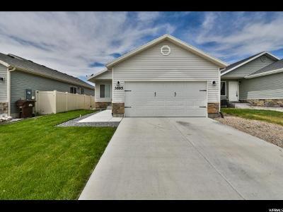 Eagle Mountain Single Family Home For Sale: 3695 Bountiful Ln