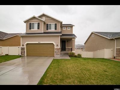 Eagle Mountain Single Family Home For Sale: 4914 E Broken Arrow Ln