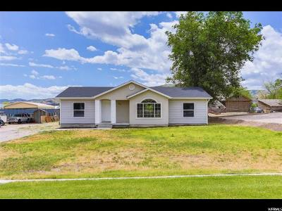 Herriman Single Family Home For Sale: 5847 W 13100 S