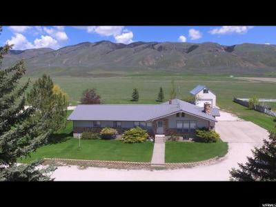 Single Family Home For Sale: 444 Joes Gap Road