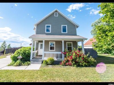 Logan Single Family Home For Sale: 245 Meadow Cir