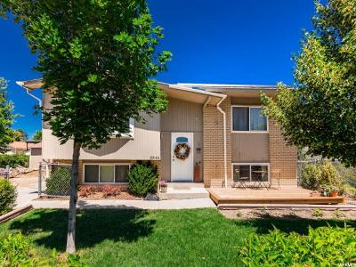 West Jordan Single Family Home For Sale: 3546 W 8350 S